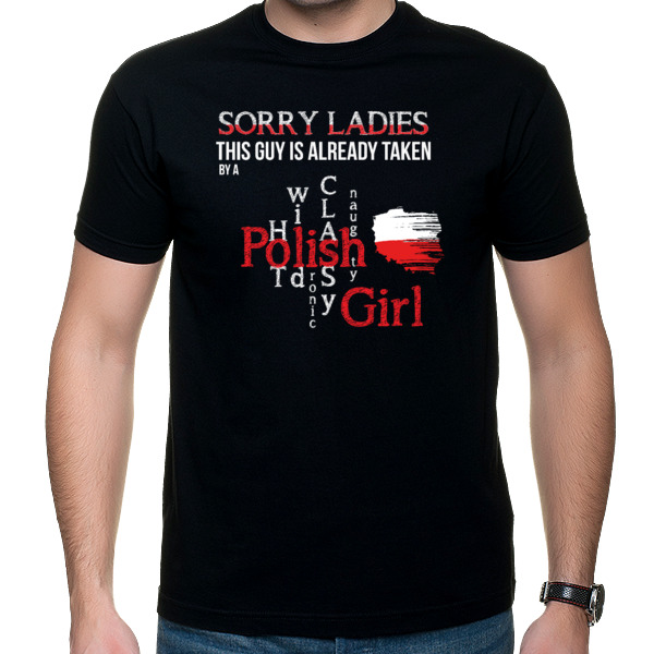 SORRY LADIES - T-Shirt